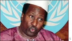 """Mali President Alpha """"Oooh Weee!"""" Oumar Konaré"""